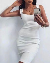 Фустан - код 0229 - бело
