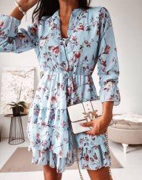 Фустан - код 0586 - шарена