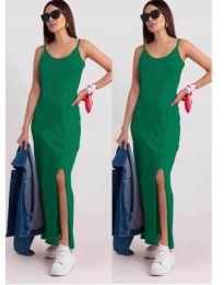 Фустан - код 3000 - зелена