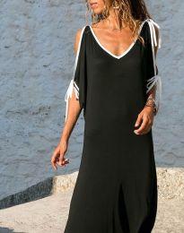Фустан - код 8251 - 1 - црна
