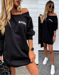 Фустан - код 0164 - црна