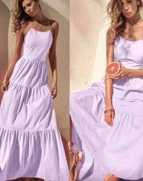 Фустан - код 2991 - виолетова