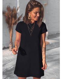 Фустан - код 2299 - црна