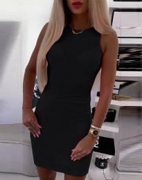 Фустан - код 9560 - црна