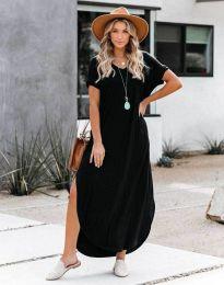 Фустан - код 3254 - 1 - црна