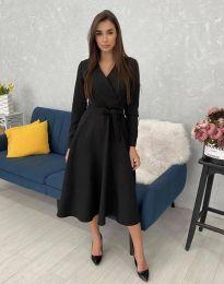 Фустан - код 0576 - црна