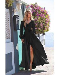 Фустан - код 8477 - црна
