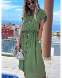 Фустан - код 0014 - путер зелена