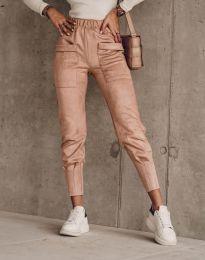 Панталони - код 5664 - розова