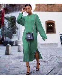 Фустан - код 5501 - зелена