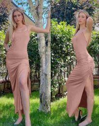 Фустан - код 7858 - розова