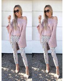 Блуза - код 937 - розова