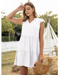 Фустан - код 696 - бело
