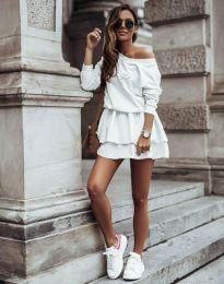 Фустан - код 12051 - бело