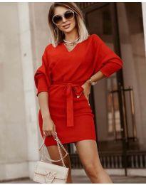 Фустан - код 9876 - црвена