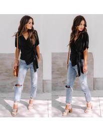 Блуза - код 0009 - црна