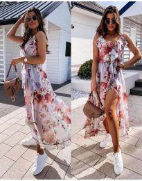 Фустан - код 0041 - бела