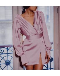 Фустан - код 492 - розова