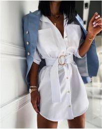 Фустан - код 976 - бело