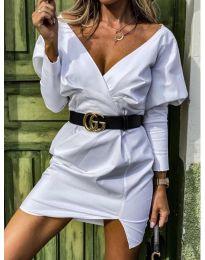 Фустан - код 1617 - бела