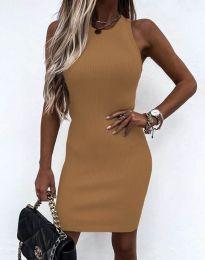 Фустан - код 6331 - капучино
