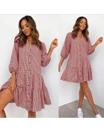 Фустан - код 965 - црвена