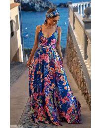 Фустан - код 0404 - шарена