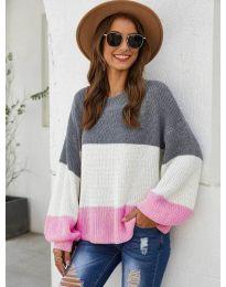 Блуза - код 970 - розова