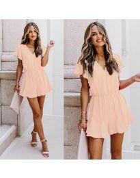 Фустан - код 674 - розова