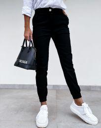 Панталони - код 4464 - црна