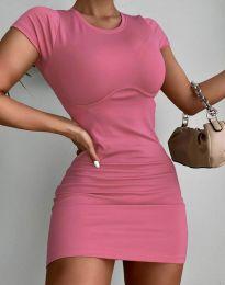 Фустан - код 12833 - розова