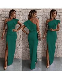 Фустан - код 745 - зелена