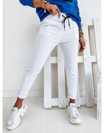 Панталони - код 2020 - бела