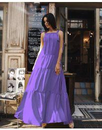 Фустан - код 1105 - виолетова