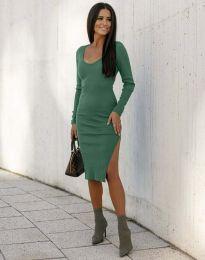 Фустан - код 12106 - зелена
