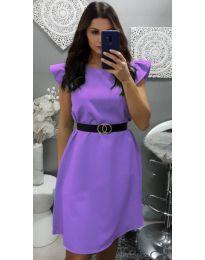 Фустан - код 703 - виолетова