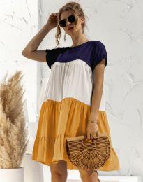 Фустан - код 1039 - 3 - шарена