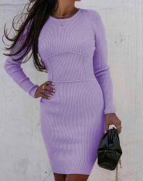 Фустан - код 0891 - виолетова