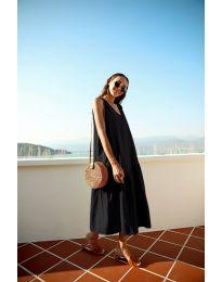 Фустан - код 8810 - црна