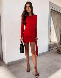 Фустан - код 11592 - црвена
