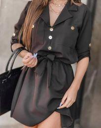 Фустан - код 4950 - црна