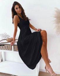 Фустан - код 4807 - црна