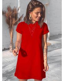 Фустан - код 2299 - црвена