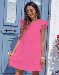 Фустан - код 6261 - розова