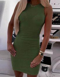 Фустан - код 9560 - зелена