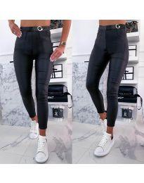 Панталони - код 8211 - 1 - црна
