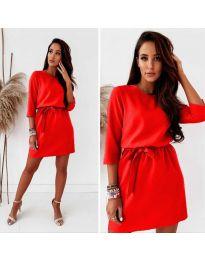 Фустан - код 778 - црвена