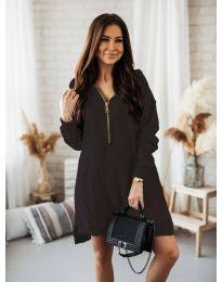 Фустан - код 6113 - црна