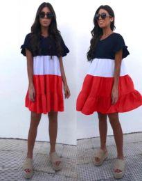 Фустан - код 1039 - 1 - шарена