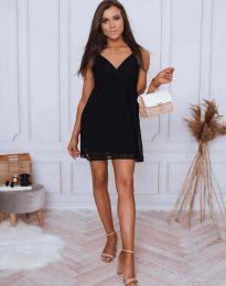 Фустан - код 0890 - 1 - црна